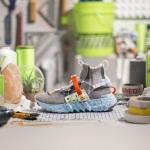Nike lanza su nueva colección Space Hippie, construida con 'basura espacial'