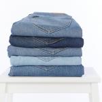 Lee, 6 consejos para guardar tus jeans en el clóset correctamente