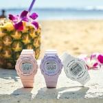Relojes especializados de G-SHOCK y Baby-G para volver a las olas