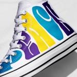 Peace, la línea de zapatillas de Converse que buscan la paz