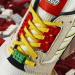 adidas Originals y LEGO se unen para la silueta ZX 8000