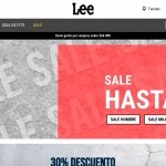 Lee Jeans lanza su website de ecommerce en Chile