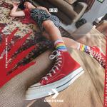 Converse lanza la campaña: Encuentra tu verdadero color