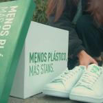 Menos plásticos, más Stans: adidas Originals incentiva el reciclaje en Chile