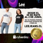 Lee Jeans se suma al Cyber Day con ofertas imperdibles
