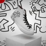 Converse x Keith Haring: La nueva colección inspirada en el icónico artista