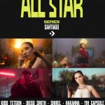 The Converse All Stars Series Santiago